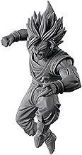 Banpresto 36391B Dragon Ball Sculptures 6 Vol. 4 Super Saiyan 2 Son Goku (Prototype Form) Action Figure