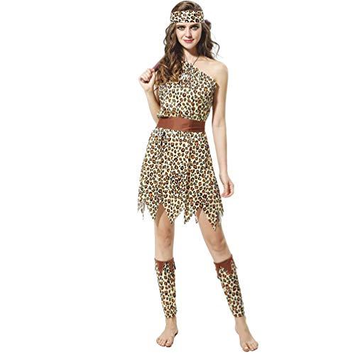 YuanDian Hombre Mujer Parejas Salvaje Disfraces de Halloween Adultos Carnaval Conjuntos Faciles Maquillaje Cosplay Simples Disfraces Trajes De Halloween