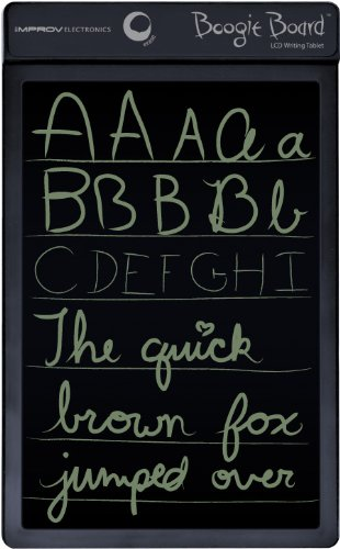 Boogie Board 8.5 Inch LCD Writing Tablet (Black)