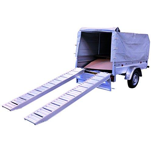 Forzaline für 3s-shop Auffahrrampen, Auffahrschienen, Verladerampen - 2,4 m - 2.500 kg