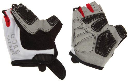 Gore Bike WEAR Herren Contest Handschuhe, Black/White, 6, GCONTO990106