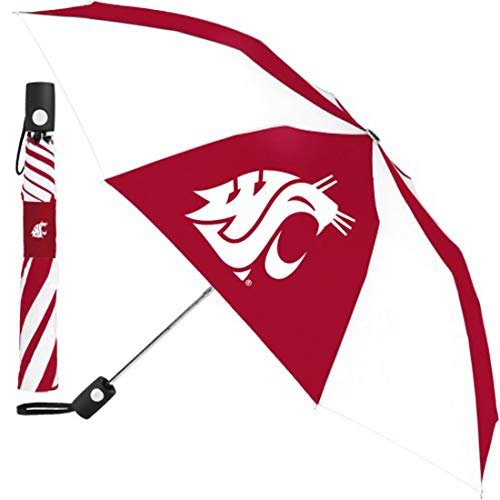 Review Of WinCraft Washington State Cougars Umbrella 42 inches Automatic Folding