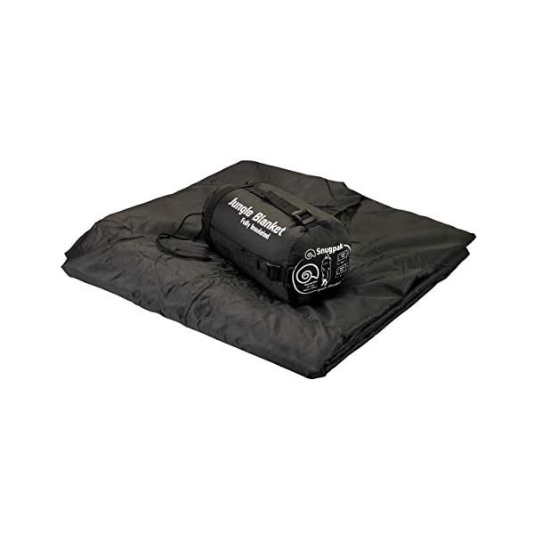 Snugpak | Jungle Blanket | insulated camping or emergency blanket for just in case