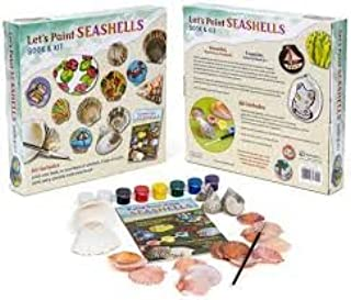 Best let's paint seashells book and kit Reviews
