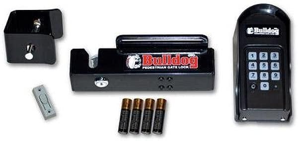 Mighty Mule Bulldog Pedestrian Gate Lock FM145