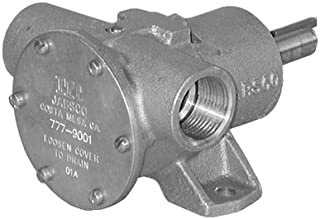 Pulley Driven Engine Cooling Pumps (GPM: 26 Npt Port: 1 Dia.