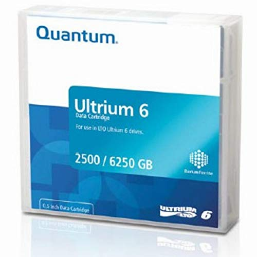 QUANTUM MR-L6MQN-03 data cartridge LTO6 Media Ultrium 2,5/6,25TB
