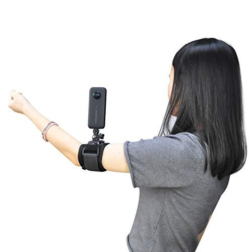 MMLC Der Arm Band Handheld Universal Lanyard für Insta360 One X (Schwarz)