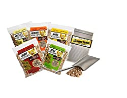 Mo's Smoking Pouch Kit with Natural Wood Chips