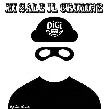 Mi sale il crimine (feat. Il cane)