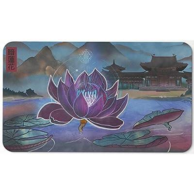 Paramint Dark Lotus - MTG Playmat - Perfect for...
