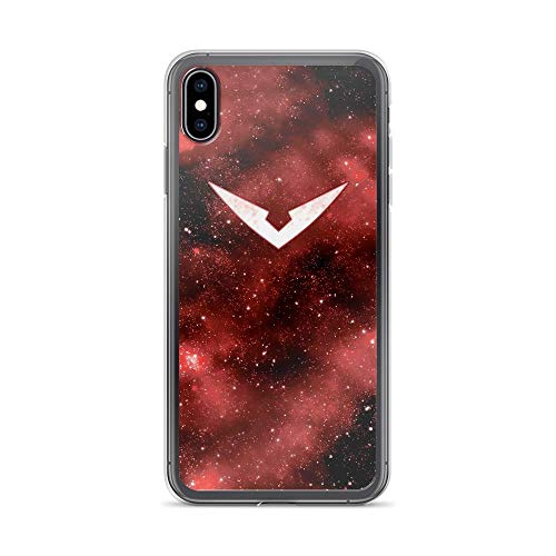 Bynight Compatible with iPhone 7 Plus/8 Plus Case Voltrons Legendarys Defenders Series Animated Galaxy Logo Red Lion Web Actions American Pure Clear Phone Cases Cover