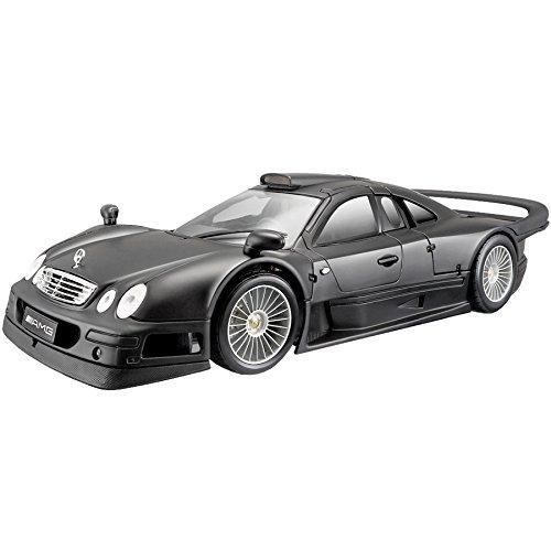Maisto 536849-1 - Modellauto Mercedes CLK-GTR Streetversion in Schwarz