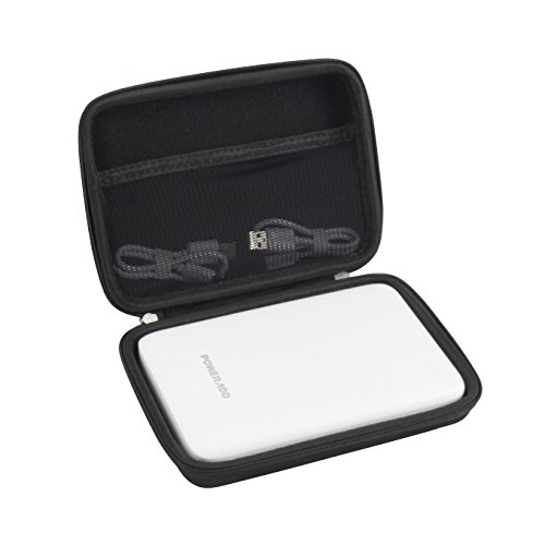 Hermitshell Hard EVA Travel Case Fits Poweradd Pilot Pro3 30000mAh Power Bank External Battery Pack