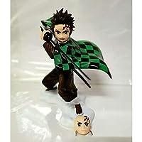 デモンスレイヤーアニメフィギュア - 漢方ターリョー PVC.モデル、アニメーションデリバティブ/周辺製品、コレクティブル漫画のキャラクターおもちゃ、18cm