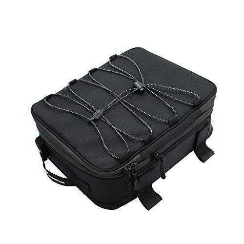 wenxin Adventure Motorcycle Luggage Bags Fit For BMW GS 1200 LC Adventure 2013-2017 R1250GS Adventure Top Pack,Motorcycle Trunk (Color : Tail Box)