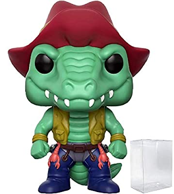 Funko Dorbz: 2017, Toy NEU Triceratons Teenage Mutant Ninja Turtles S1