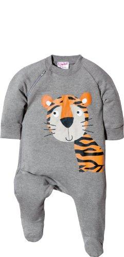 Baby Butt Schlafanzug 2-tlg. mit Applikation Tiger Interlock-Jersey Tiger Größe 50 / 56