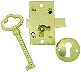 U ULTRA HARDWARE 44819 Surface Mounted Cupboard Lock, 2 x 2 x 2 inches