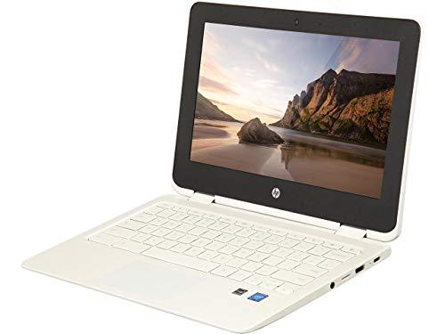 HP 2-in-1 Convertible Chromebook 11.6 HD IPS Touchscreen, Intel Celeron N3350 Processor, 4GB Ram 32GB SSD, Intel HD Graphics, Wi (Renewed)