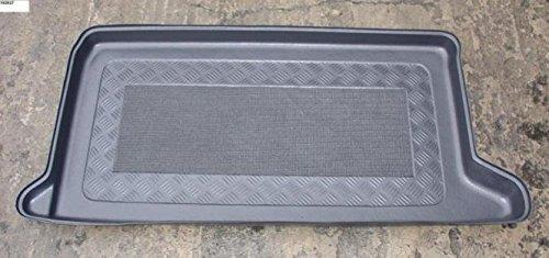 Kofferraumwanne mit Anti-Rutsch passend für Ford KA HB/3 2. Generation 02/2009- 2. Generation