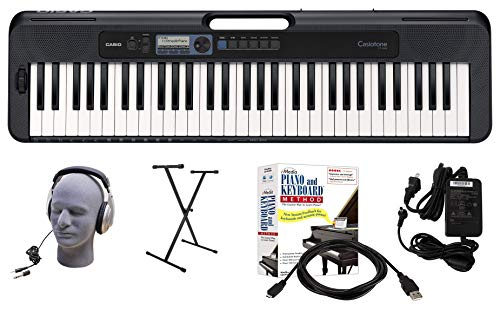 Casio, teclado portátil de 61 teclas