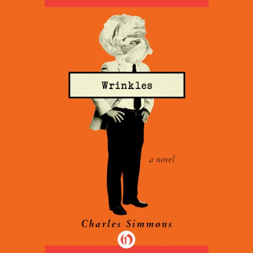 Wrinkles audiobook cover art