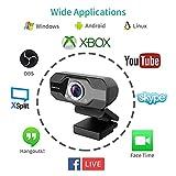 Zoom IMG-1 webcam per pc tedgem 1080p