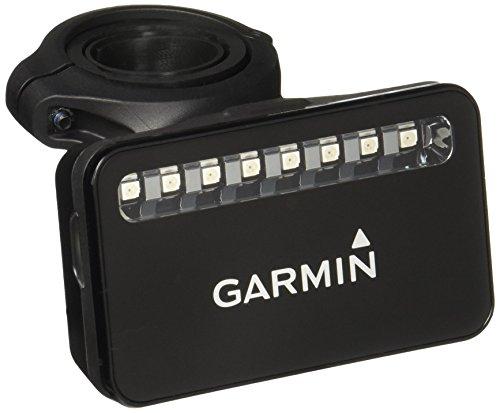 Garmin Varia - Radar Trasero para Bicicleta (15 lúmenes, 2 Modos), Color Negro