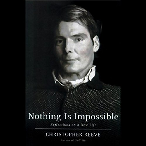 Nothing Is Impossible audiobook cover art