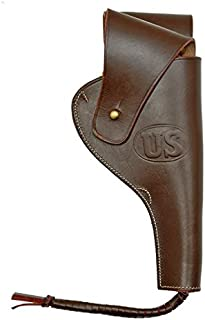 Numrich Colt Single Action Army WWI Cavalry Holster (Leather)