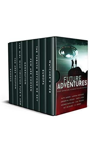 Future Adventures 8 Full Length Science Fiction Novels
