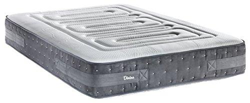 Marpe Colchon Divine Dual Sense con Viscoelástica Formadapt® y Látex Air (160X180)