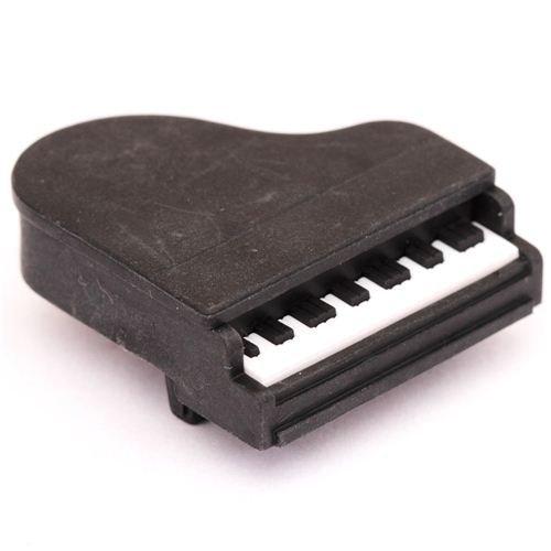 Goma de borrar piano de cola negro de Iwako Japón