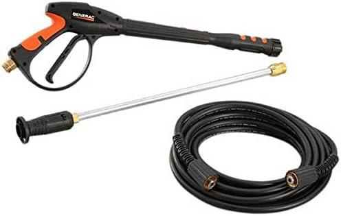 discount Generac lowest 6684 2021 3000 PSI Pressure Washer Gun Kit online sale