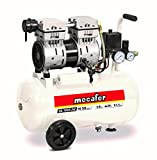 Mecafer 425523 Compresseur Silencieux 24 L / 1,3 HP / 8 bar