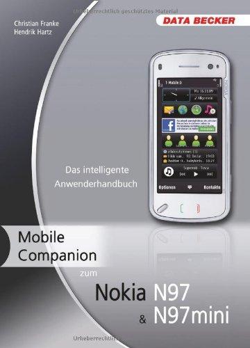 Mobile Companion: Nokia N97/N97mini