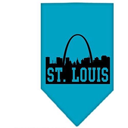 Mirage St. Louis Skyline écran Imprimé Bandana