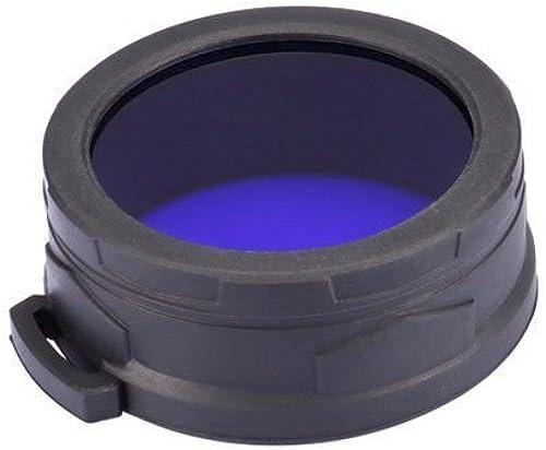 Nitecore NFB60 Filtre pour torche Bleu