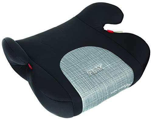 Play Safe Three Plus, Silla de coche grupo 2/3, gris