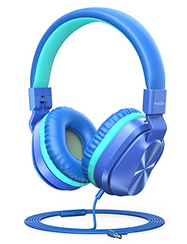 PeohZarr Kids Headphones with Mic