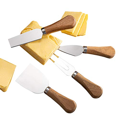 Latauar Cheese Knife - Set di...