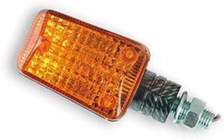 Besten Preis für 1 Paar Set Blinker UNIVERSAL Motorrad P I R Karbon Länge Laser preisvergleich bei geschirr-verleih.eu