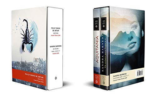 Estuche Premio Planeta 2020 (Autores Españoles e Iberoamericanos)