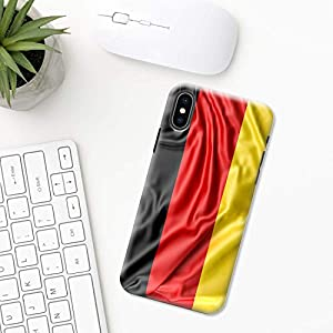 Deutschland iPhone Hülle XR 11 X XS MAX Pro 8 7 Plus 6 6s 5 5s SE 2020 10 Plastik Silikon Apple iPhone phone case Land…
