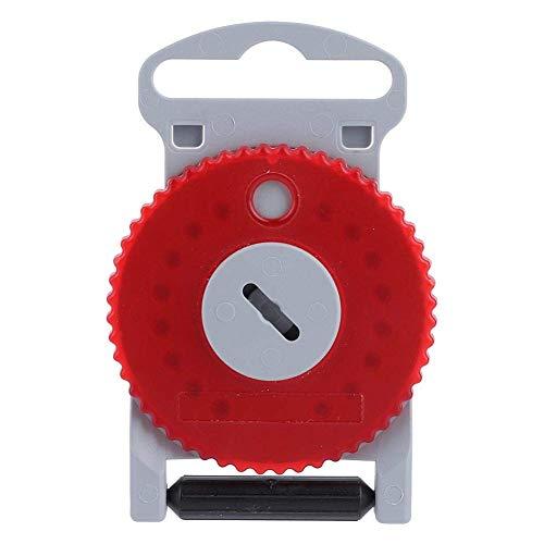 Preisvergleich Produktbild Hörgerätefilter,  HF4 Pro Gehörschutz Ohrenschmalzschutz Filterabdeckung Für Siemens W-Best Rexton,  Gehörschutz(rot)