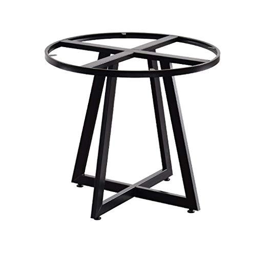 YXB Iron tafelpoten - super load 400KG - eenvoudig te installeren ronde metalen tafelpoten bank benen eettafel poten salontafel poten - voor koffie en salontafel, home DIY project