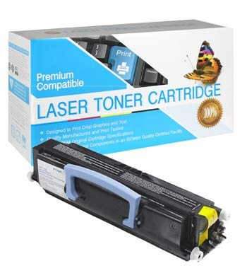 USA Advantage Compatible Toner Cartridge Replacement for Dell 1720/310-8701/310-8708 / MW558 / PY449 / 310-8702/310-8709 / MW559 / RP380 / GR299 / PY408 / RP441 / GR332 (Black,1 Pack)