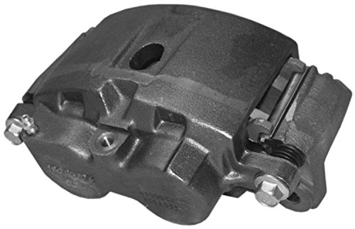 ACDelco 18FR1380 Professional Front Passenger Side Disc Brake Caliper Assembly without Pads (Friction Ready Non-Coated), Remanufactured