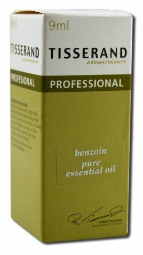 Benzoin Resinoid 50% Essential Oil Tisserand 0.32 oz (9ml) EssOil